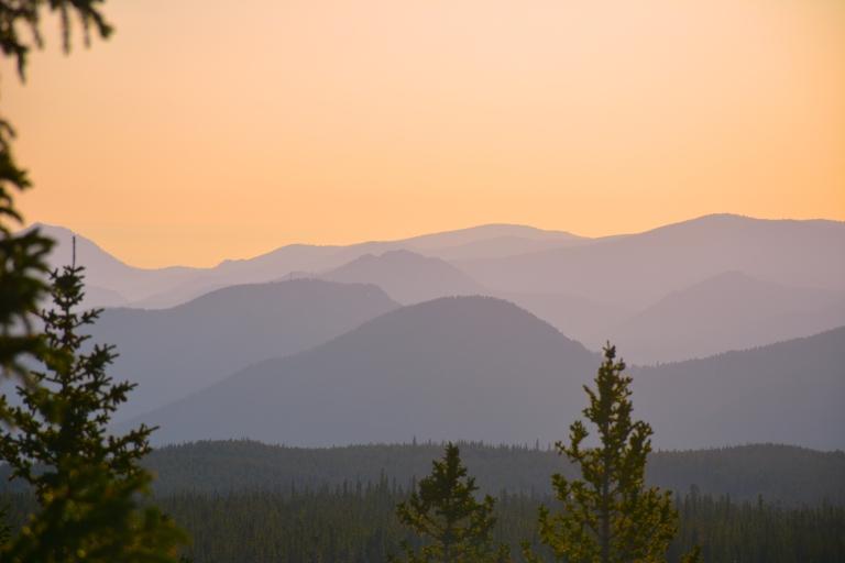 hike up sunrise